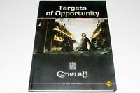 L'APPEL DE CTHULHU - DELTA GREEN : TARGETS OF OPPORTUNITY - EDITION SANS DETOUR