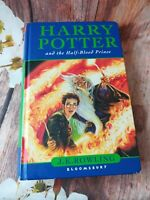 Harry Potter and the Half-Blood Prince (Hardback, 2005) first edition