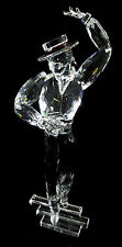 SWAROVSKI CRYSTAL MAGIC OF DANCE 2003 ANTONIO FIGURINE WITH  STAND & PLAQUE NEW