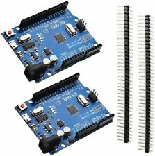 HiLetgo® 2 UNO R3 atmega328p-16au CH340G Micro USB Compatible with Arduino