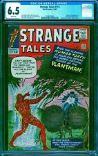 Strange Tales 113 CGC 6.5 -- 1963 -- 1st app Plantman Kirby Ditko #0356618008