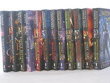 Chicagoland Vampires Series #1-12: Books by Chloe Neill (Paperback)