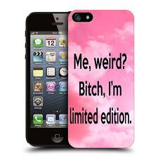 Me extraña? estoy Edición Limitada teléfono caso se adapta iPhone 4 4S 5 5S 5C 6 Gratis P&P