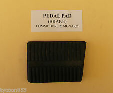 BRAKE PEDAL RUBBER SUIT COMMODORE VB VC VH VK VL VN VP VR VS VT VX VY + MONARO