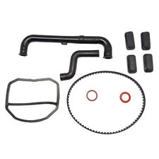 Buffer Set Oil Tube Hose Air-inlet pipe Timing Belt fit Honda GX35 Trimmer