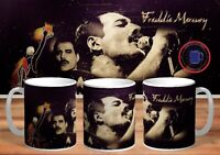 Queen rock band Mug 110z Freddie Mercury #18