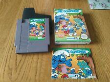 Die Schlumpfe (Smurfs) - NES Nintendo  - PAL - German