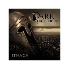 DARK QUARTERER-Ithaca (new*lim.150 DLP Brown Vinile * ADRAMELCH * Slough Feg)
