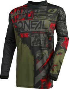 O'Neal Element Ride Jersey Motorcycle ATV/UTV Dirt Bike