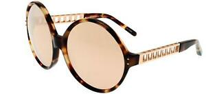 Linda Farrow 451 TORTOISE ROSE GOLD/ROSE GOLD 60/17/140 Damen Sonnenbrillen
