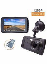 New listing Dash Cam 1296P Dashboard Camera 4'' Lcd Screen Full Hd Car