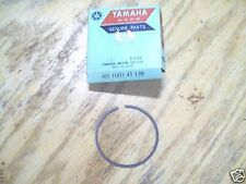 YAMAHA YZ100 401-11611 FOURTH OVER PISTON RING SET NOS 1 QTY OEM FREE SHIPPING