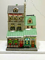 DEPARTMENT 56 HERITAGE VILLAGE THE CHOCOLATE SHOP Christmas in the City Series