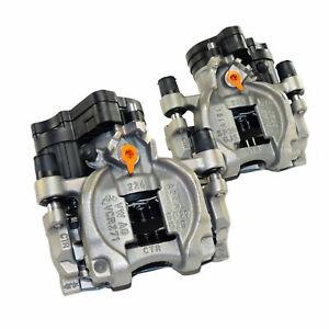 pair brake caliper rear 272mm VW Golf Mk7 T-Roc Audi A3 8V Q2 TT 8S Seat Leon 5F