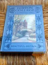 Beautiful Britain  Girton College