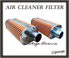 *HONDA CB77 CB72 CP77 CYP77 AIR CLEANER FILTER 1PAIR LEFT+RIGHT [MADE IN JAPAN]