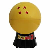 Dragonball Z Popcorn Maker  - Hot Air Style with Removable Bowl - Uncanny Brands