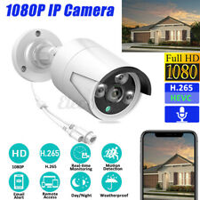 Hiseeu 1080P HD IP Camera Audio Recording IR CCTV Camera Video Waterproof C