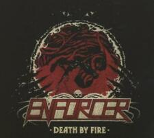 "Limousine ed. CD incl. V FREE Patch ""Day by Fire"" - Enforcer + + NUOVO + OVP + nel Digipak + +"