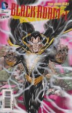 JUSTICE LEAGUE OF AMERICA #7.4 NM Black Adam #1 3D Variant Cover 1st Print