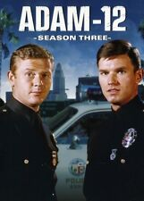 Adam-12: Season Three [New DVD] Full Frame, Slim Pack, Slipsleeve Packaging