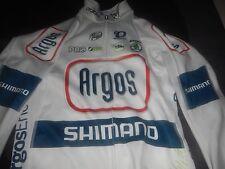 Original argos shimano Team Pearl Izumi Cycling soft shell invierno Jacket rar nuevo