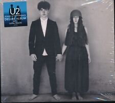 U2 Songs Of Experience Deluxe CD NEW extra tracks American Soul 13 The Blackout