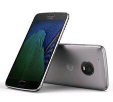 Motorola Moto G5 Plus Lunar Grey, Dual SIM, 32GB, Android 7.0 Nougat, Italia