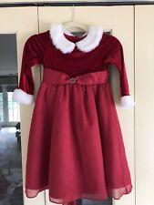 Girls Christmas/Santa Dress