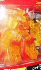 TRANSFORMERS heroes of Cybertron POWERMASTER OPTIMUS PRIME attack spark pvc moc