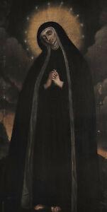 Orthodox ? Betende Frau stehend