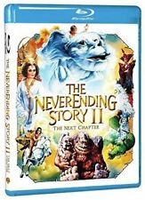 Blu Ray THE NEVERENDING STORY II 2 The Next Chapter. Region free. New sealed.