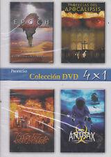 DVD - Profecias Coleccion DVD 4 En 1 NEW Epoch Apocalipsis FAST SHIPPING !