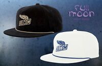 New Volcom Wing Stone Sweeper Mens Classic Snapback Cap Hat