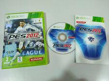 PES 2013 Pro Evolution Soccer Ronaldo - Juego Xbox 360 Edicion España PAL