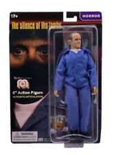 Mego Horror Hannibal Lecter Silence of the Lambs 8-Inch Horror Action Figure