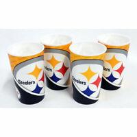 NFL Pittsburgh Steelers Plastic Stadium Cup, 22 oz
