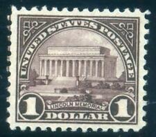 US Stamp #571, fresh PSE cert graded VF-XF 85