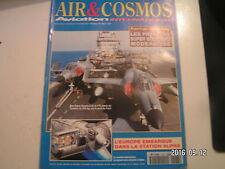 **a Air & Cosmos n°1537 Armée de l'air en Afrique du Sud / F-16XL / Le Dash 8