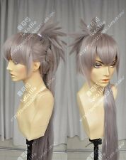 Fire Emblem Takumi +Ponytail Need style Costume Cosplay Anime Wig +CAP +Track no
