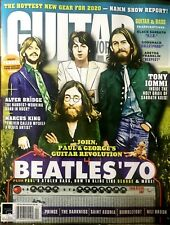 GUITAR World  April 2020  Beatles'70