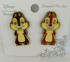 Disney Loungefly Chip & Dale Pin Set