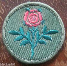 Yorkshire Regiment Subdued TRF / DZ Patch
