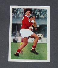 N°150 MORETTI NIMES OLYMPIQUE CROCOS AGEDUCATIFS FOOTBALL 1972-1973 PANINI