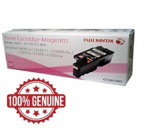 Genuine Fuji Xerox  Magenta CT201593  for CP205 CP205B CM205FW Xerox AU Stock