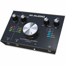 M-Audio M-track 2x2m USB Audio Interface EMS