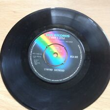 Lynyrd Skynryd (What's your name/I Know a little) 45rpm Vinyl