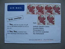 BRASIL/BRAZIL, cover to the Netherlands 2000, agriculture food fruit grapes