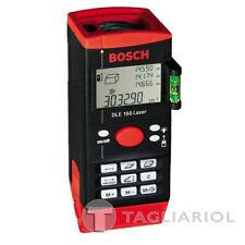 Distanziometro Laser Bosch DLE 150 Professional