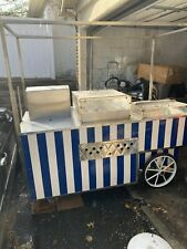 2000 3 X 56 Street Food Vending Cart Concession Cart For Sale In New Jers